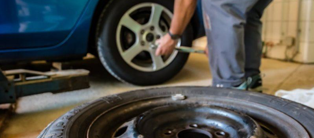 How to relieve low back pain after lifting or changing tires