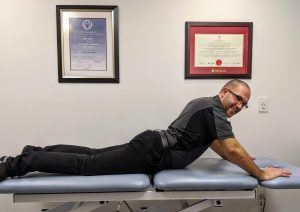 Relief for Low Back Pain McKenzie MDT Exercise - Extension in Lying